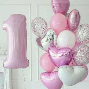Воздушные шары с цифрой R780